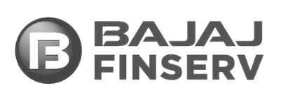 Bajaj Finserv Logo BW