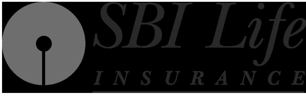 SBI Life Insurance Logo BW